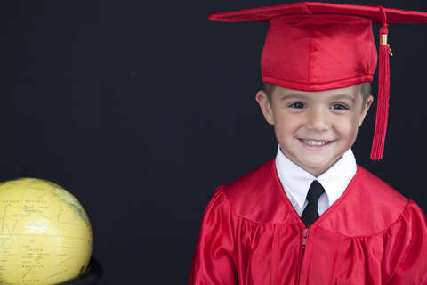 Child with degree